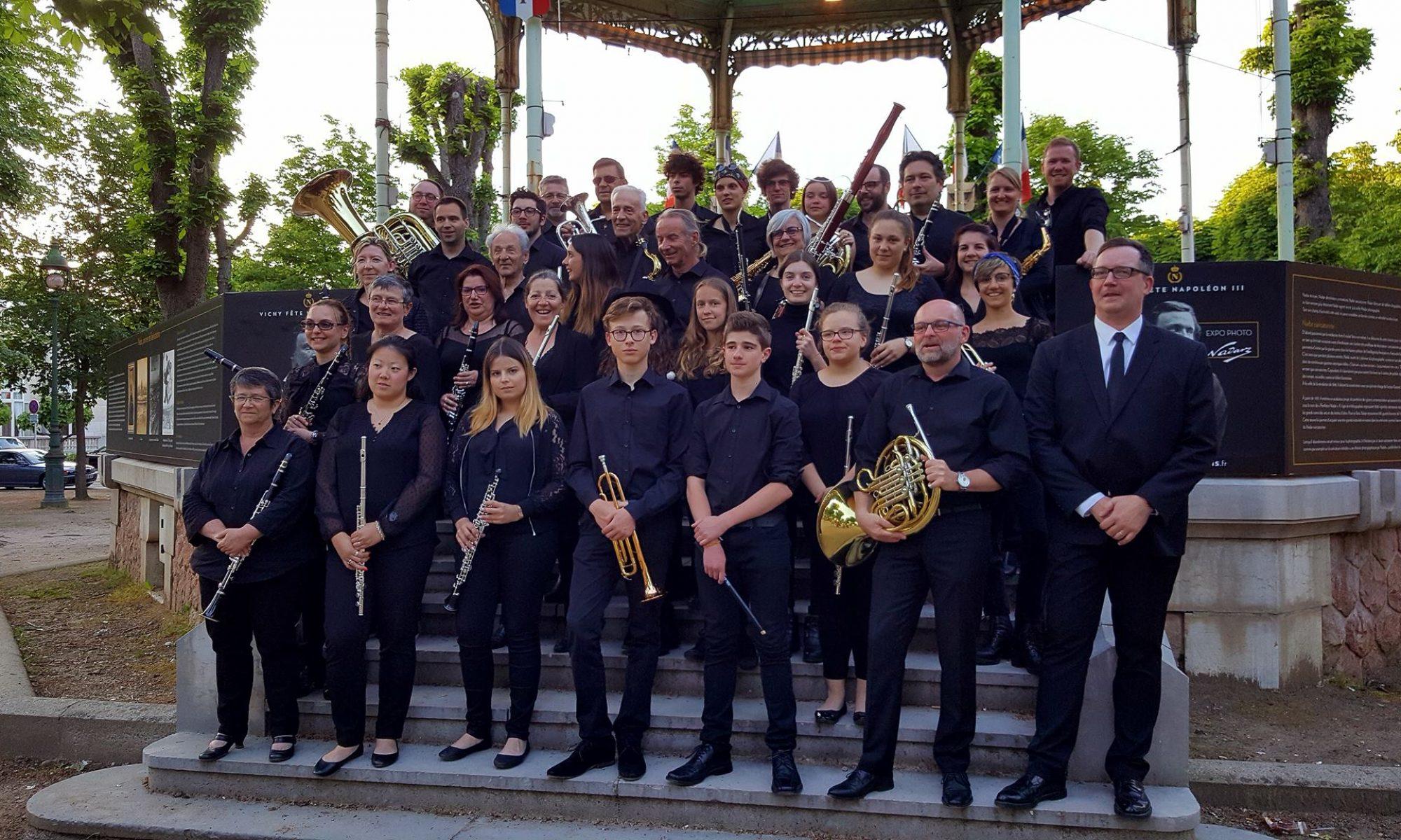 Harmonie de Saint-Priest en Jarez